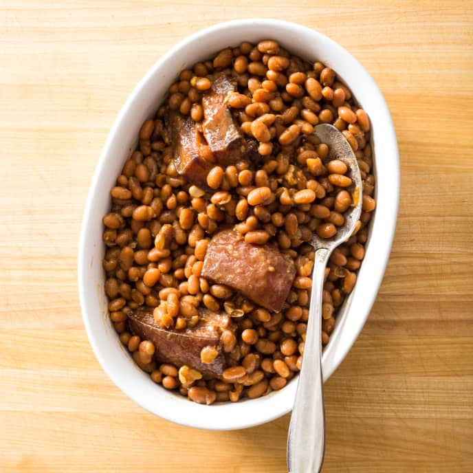 America's Test Kitchen Baked Beans Recipe