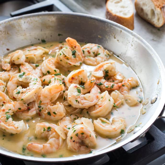 America's Test Kitchen Shrimp Scampi Recipe