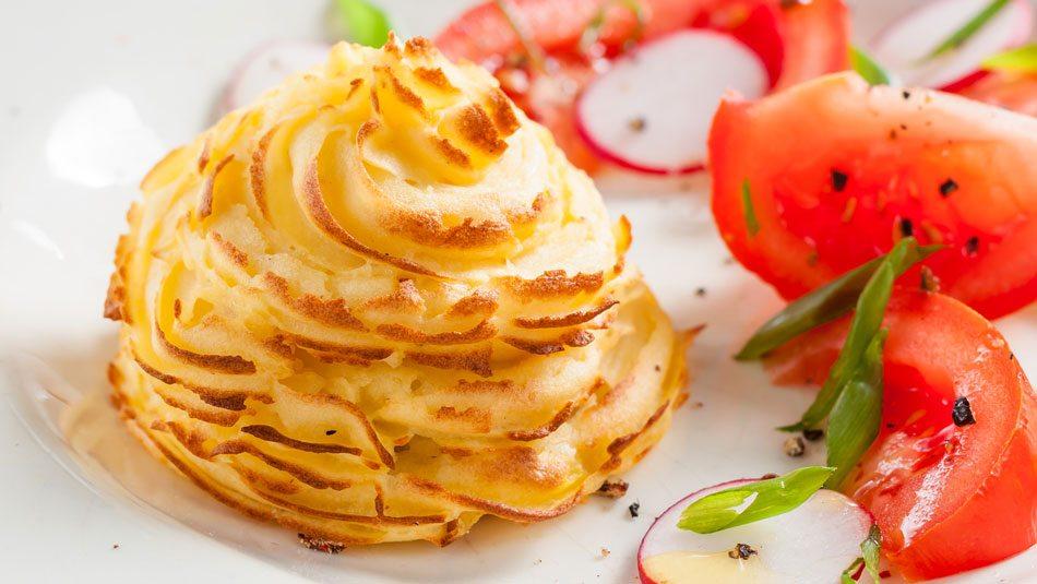 Duchess Potatoes America's Test Kitchen
