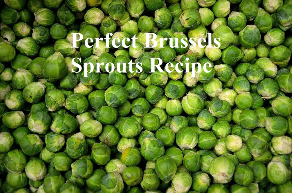 Brussels Sprouts   America's test kitchen Recipe