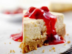 New York Cheesecake by America's test kitchen