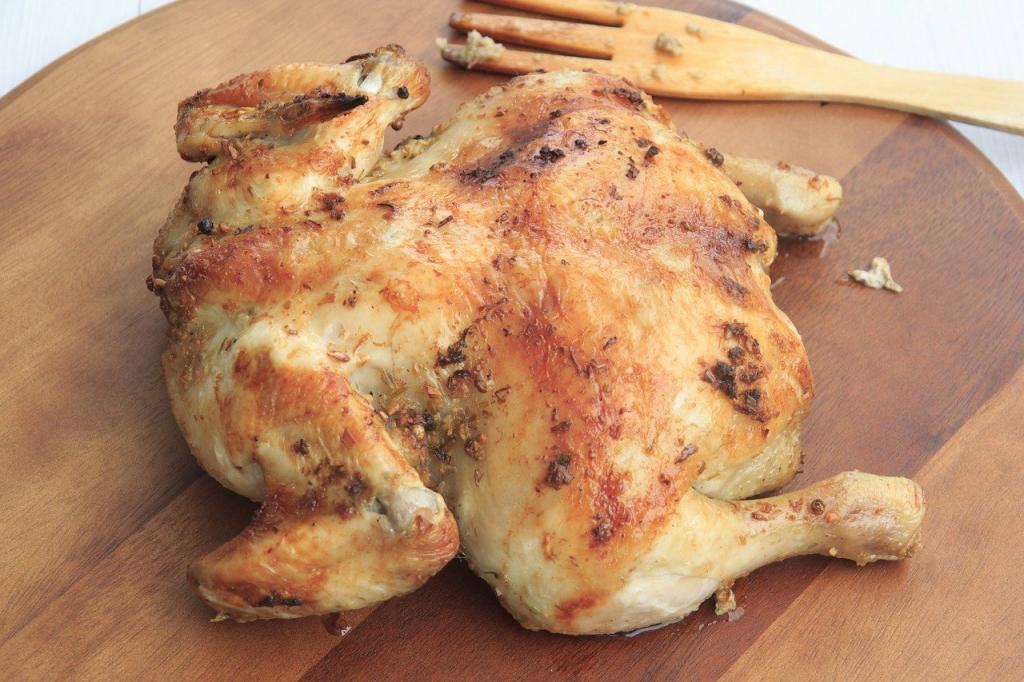 america's test kitchen roast chicken