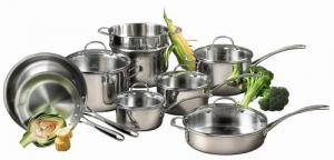 Calphalon Tri Ply Stainless Steel 13 Piece Cookware Set Review